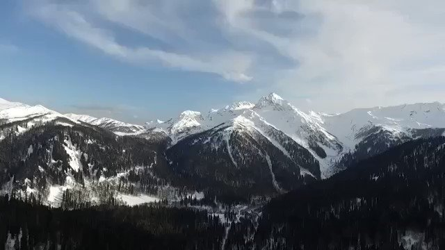 Ski touring | Highland #Abkhazia