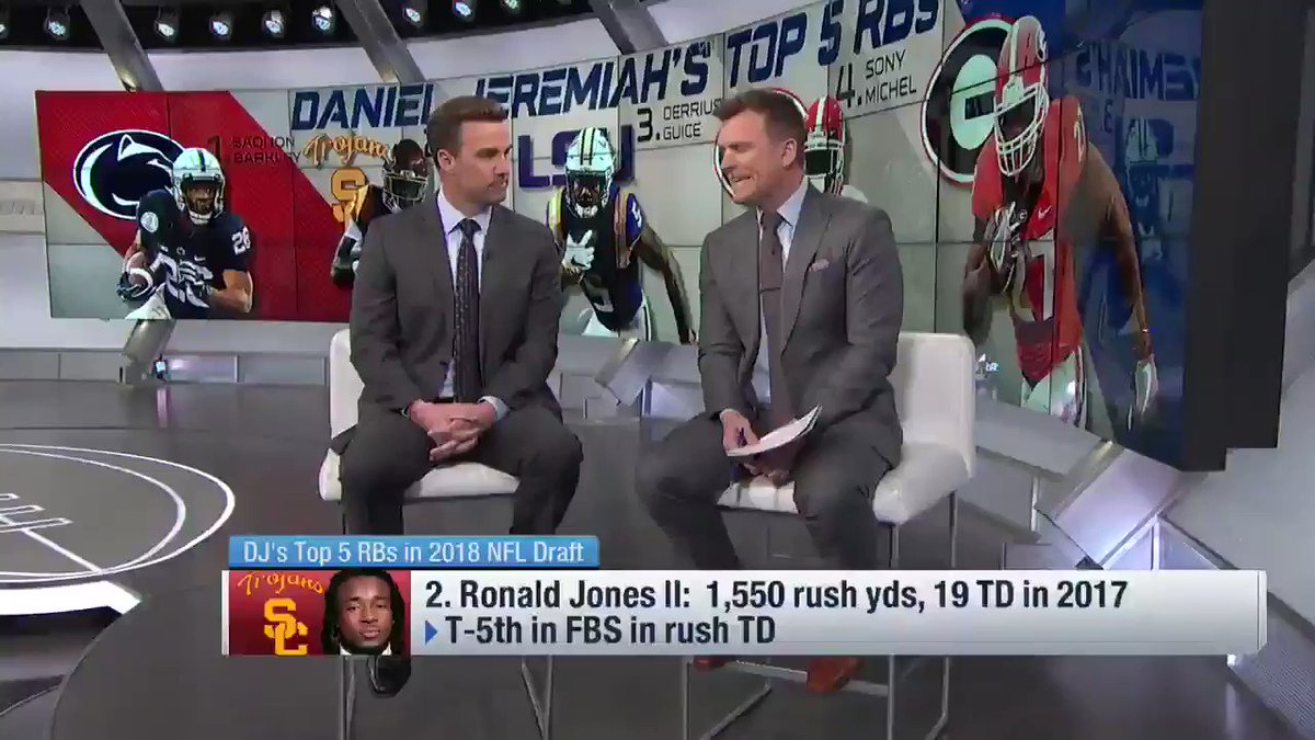 Talking RB's with the best hair in sports television. @DanHellie https://t.co/daSA7m9w4S