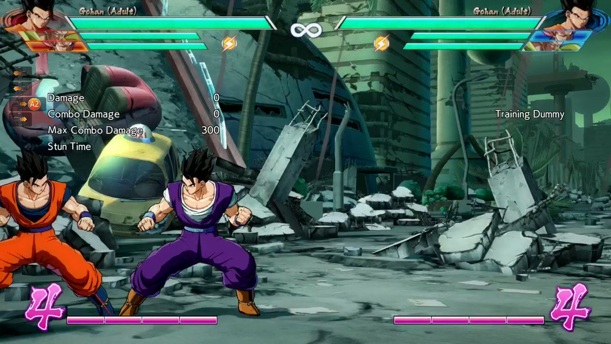 RT @Rebel2_Seo: AGohan ToD with lvl 1 potential  what on earth is this character #DBFZ #DBFZ_AGH https://t.co/rTXCKeBUxu