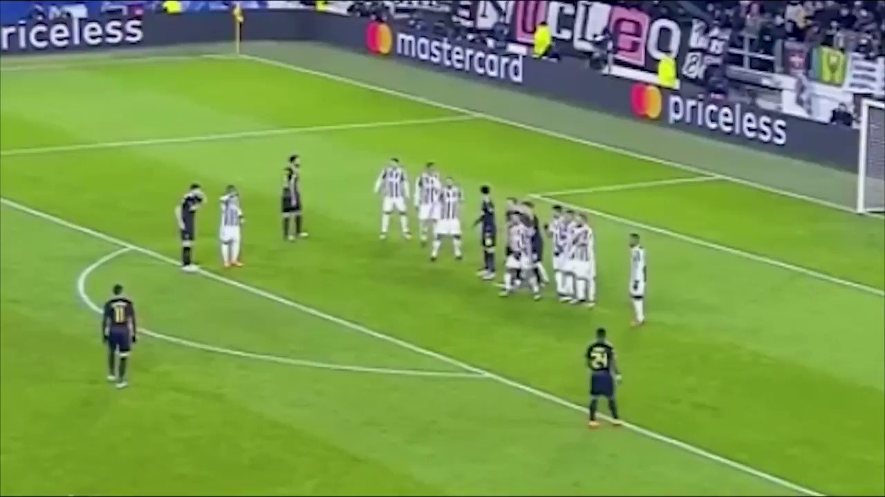 A Happy 26th Birthday to Spurs\ Christian Eriksen.   Here\s his free-kick goal last night against Juventus! .