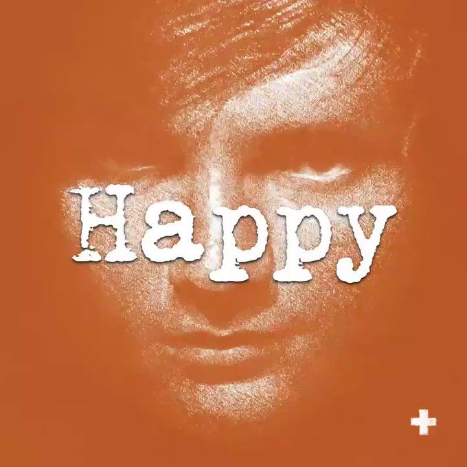 Happy Birthday to our very own Ed Sheeran from everyone at