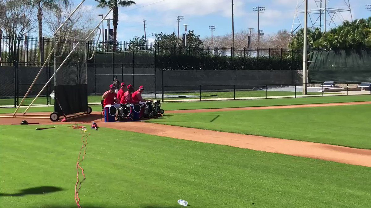 Phillies pitchers and catchers