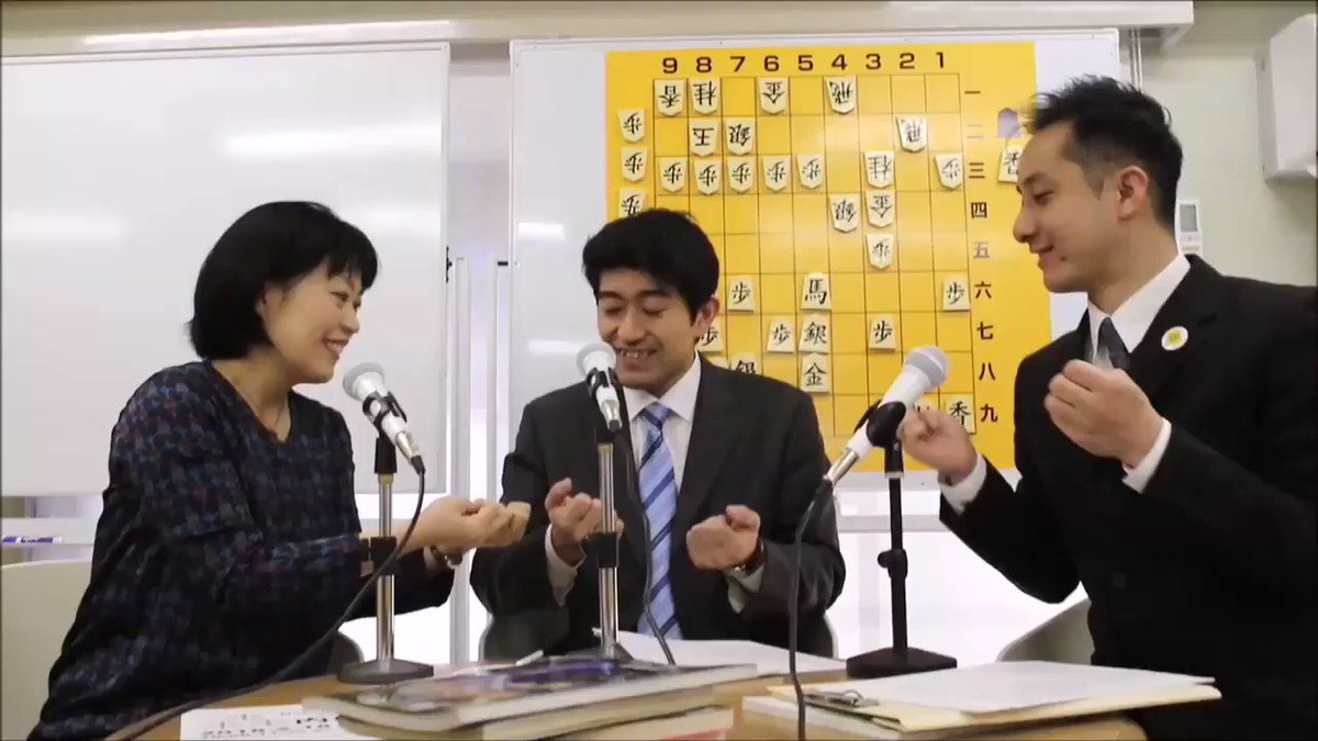 ねこまど将棋チャンネルさんの動画キャプチャー