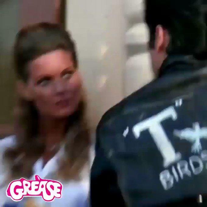 Be cool, huh? Happy Birthday John Travolta!