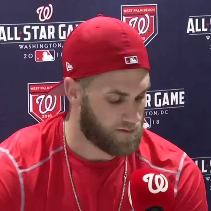 Do not ask Bryce Harper about the future. https://t.co/15sW541NOl
