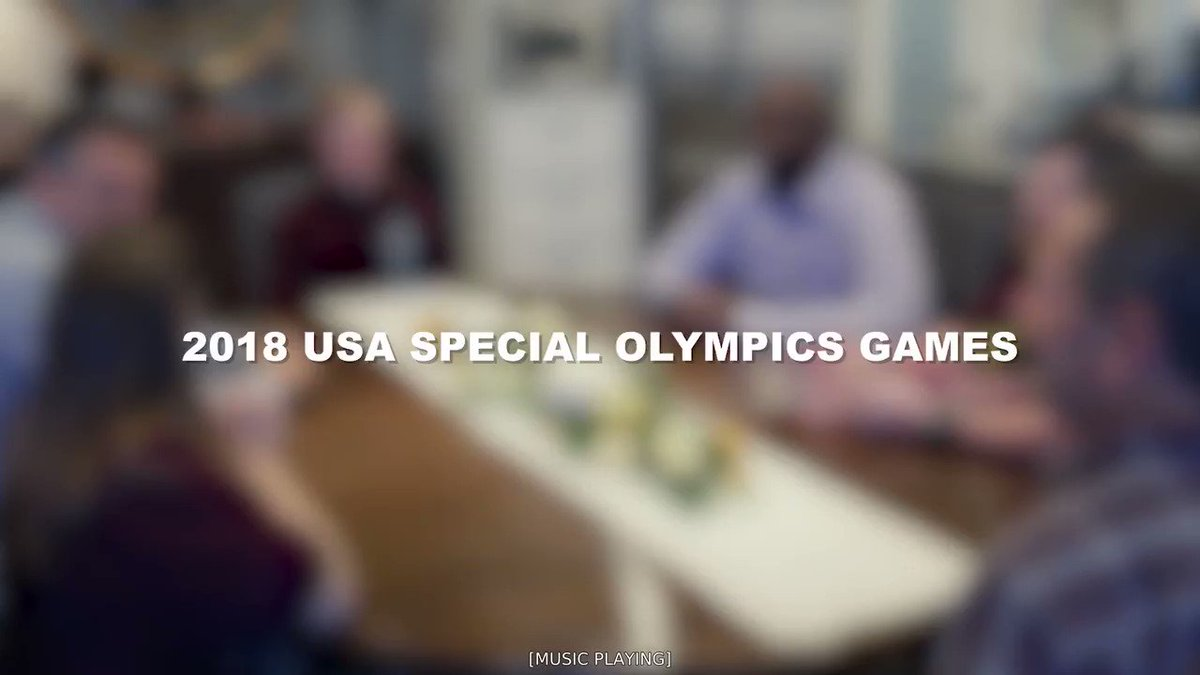 Mercer Island @SpecialOlympics​ athletes sat with @SeahawksLegends & #2018USAGames ambassadors Jim Zorn, Steve Largent and @bigray72 to talk competitiveness, recovering from a loss, and dedication. #RiseWithUs https://t.co/0J9viKRezJ