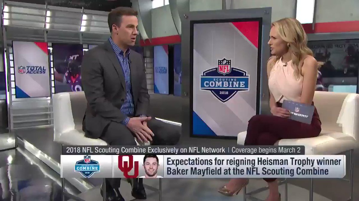 What to expect from Mayfield & Jackson at NFL Scouting Combine ���� https://t.co/gA5ALOXEI2