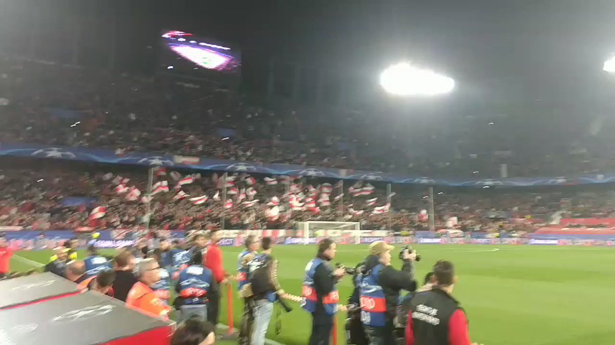 SevillaFC UCL