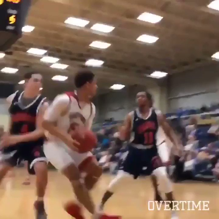 You DO NOT want to be on the wrong end of a Zion Williamson dunk. (via @overtime) https://t.co/Rm4ssYYzRE