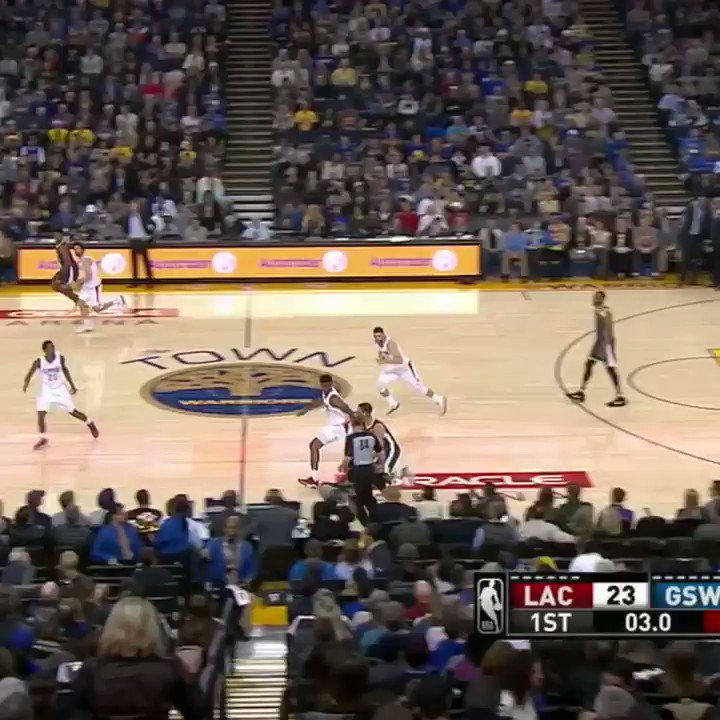 TWO half-court buzzer-beaters in ONE HALF. �� https://t.co/9QQkEDKuVV