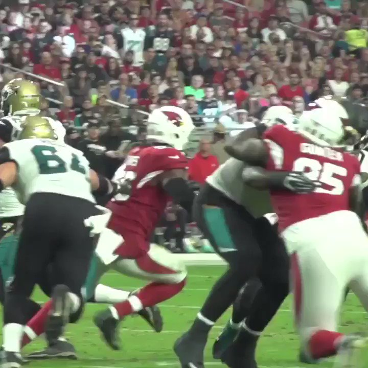Happy Birthday to @ChanJones55!  This is how the Sack Man is going to blow out his birthday candles today. https://t.co/cNqbTgAeaz