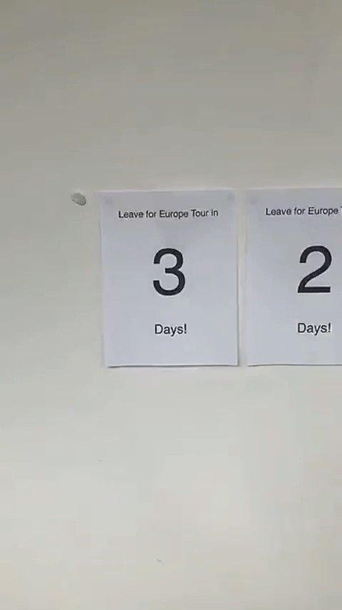 See you soon, Europe. #MONOLITHTOUR https://t.co/Gs9EUf1tc9