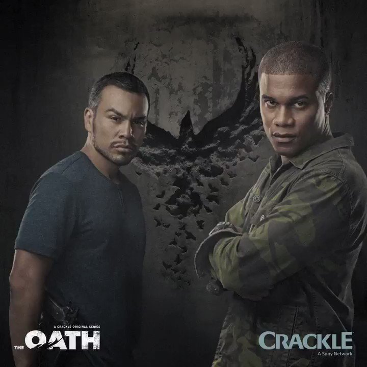 The Ravens come correct. #TheOath streams free on @Crackle tomorrow. ???????????? https://t.co/WSkqV3bNJ4