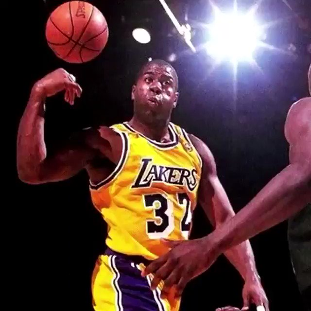 Happy Birthday to the Greatest Point Guard of All Time Earvin Magic Johnson
