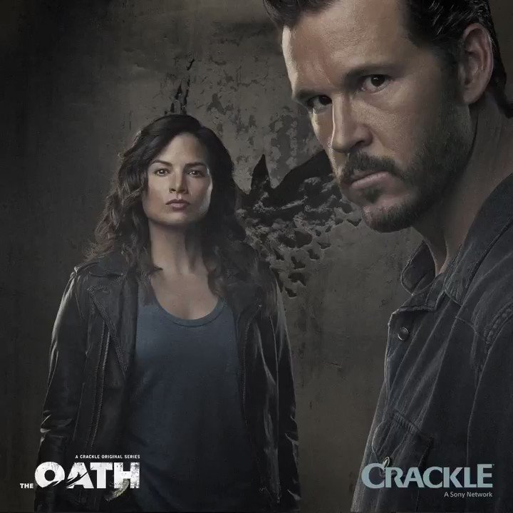 THE. TIME. IS. NOW. #TheOath is now streaming free on @Crackle ???????????? https://t.co/L3hWLwsZjT