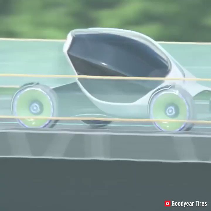 Goodyear wants to literally go green with its new moss-covered tires.. https://t.co/P2pF0WtmAm
