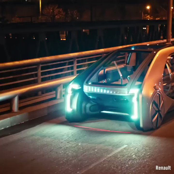 This vehicle concept combines next-generation mobility and carpooling into one design.. https://t.co/xKcukJyYWj