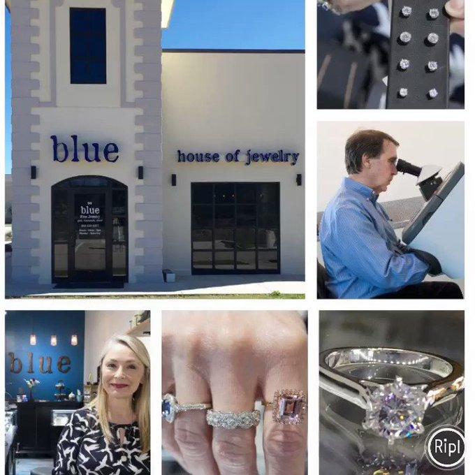Blue House of Jewelry  7428 old Jacksonville Hwy Tyler Tx @bluetylertx  via https://t.co/tiRdeCleMe https://t.co/HHqE0RrMyK