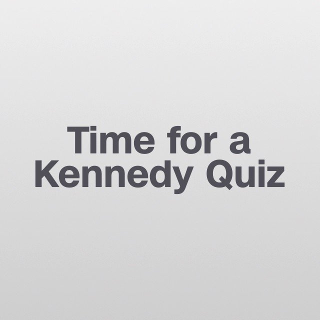 You know their name. But how well do you know your Kennedy trivia? #TheKennedys premieres tonight at 9p. https://t.co/3YRwzmSy7U