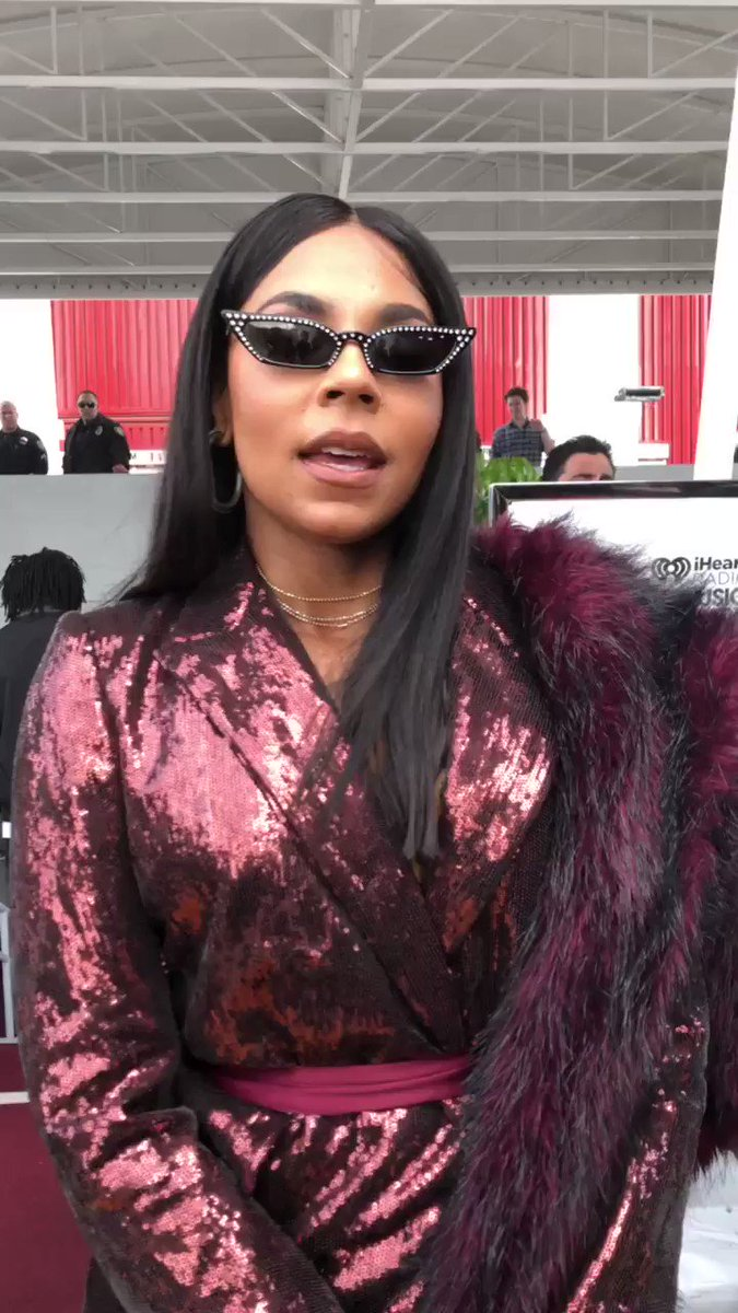 RT @iHeartRadio: We completely agree with you @ashanti ????????❤️ #iHeartAwards2018 https://t.co/g05Cs4pFNe