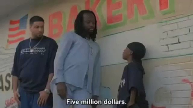 RT @wimatchapp: Forever a classic movie. (Kymani Marley, Spragga Benz, Wyclef Jean, DJ Khaled) and small man https://t.co/IcGmzSsdpP