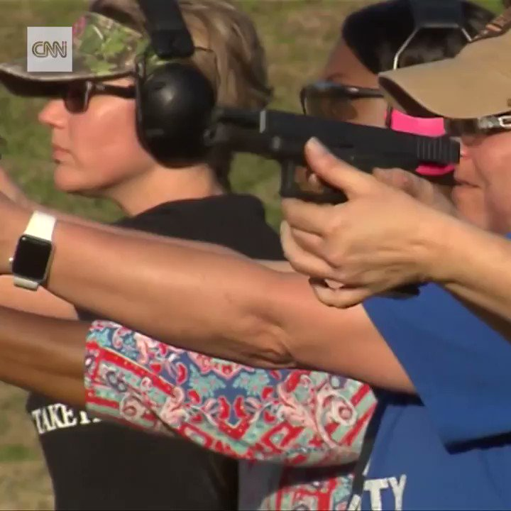 These teachers in Ennis, Texas, are attending gun and active shooter training https://t.co/9PIhY9E9pl https://t.co/vsQZYpA8sd