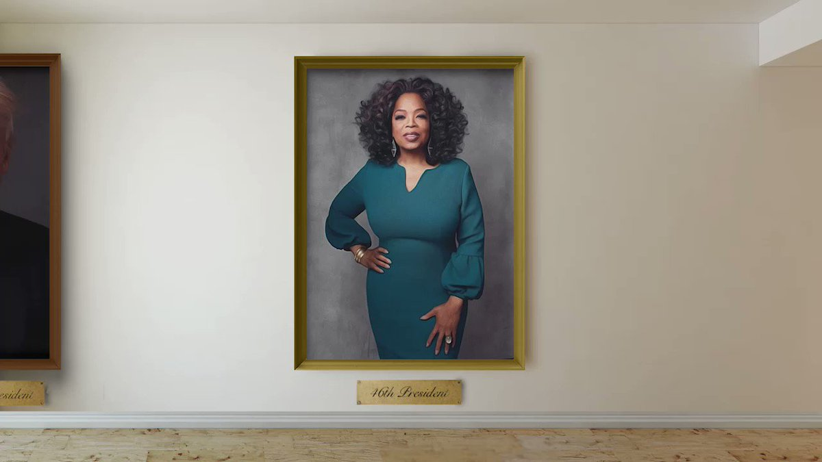 @robinthede created a PSA from God on why @Oprah should run. Full Video here: https://t.co/zj93pexlRI https://t.co/gQjwFFQ3FD