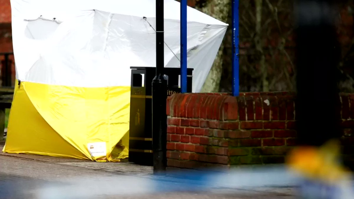 Britain expels 23 Russian diplomats over chemical attack on ex-spy https://t.co/leZOa4vg8z via @ReutersTV https://t.co/jNotDdUZi0
