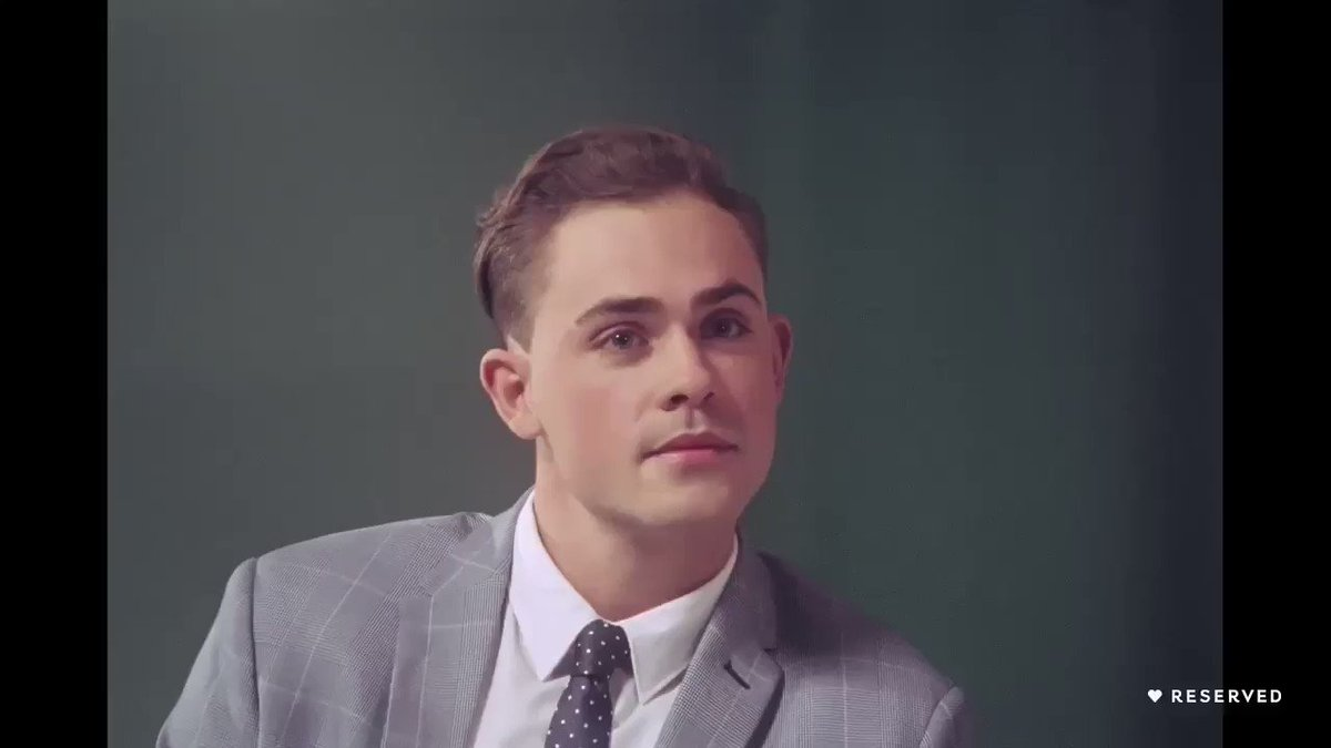 Back to the 80s with @dacremontgomery for RESERVED ???? https://t.co/3FFWSv8HWw https://t.co/KY4cB772y7