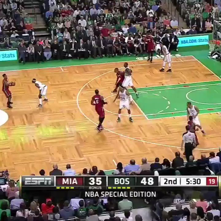 On this date 5 years ago, LeBron dunked all over Jason Terry. https://t.co/wJW0odrmiN
