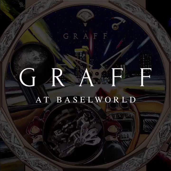 Driving innovation: extraordinary new creations to be revealed at #baselworld2018 #graffdiamonds https://t.co/XtOVWMVQVO