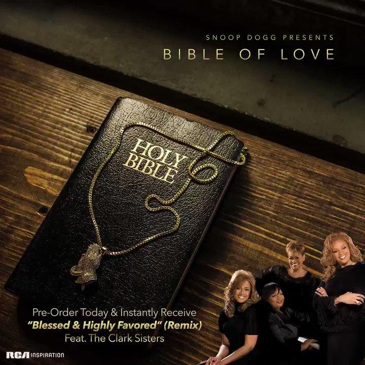 the Clark Sisters brought that legendary gospel sound to #BibleofLove ????????https://t.co/hajNR8u1lw https://t.co/ehaEwCKTKJ
