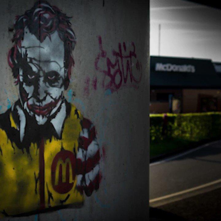 RT @MercyForAnimals: We're taking on @McDonalds. #McDonaldsCruelty   Learn more here????https://t.co/7rZaAQsD8r https://t.co/4ymBCWcpTt