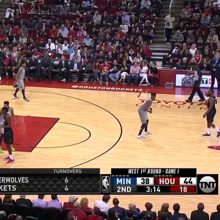 Harden vs Wiggins and Butler on back-to-back possessions in each half.  Just brutal to defend. https://t.co/7vs62S0jv4