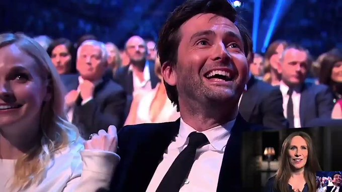 Happy birthday to the light of my life *:   david tennant      deserves the world  [and my favorite song]