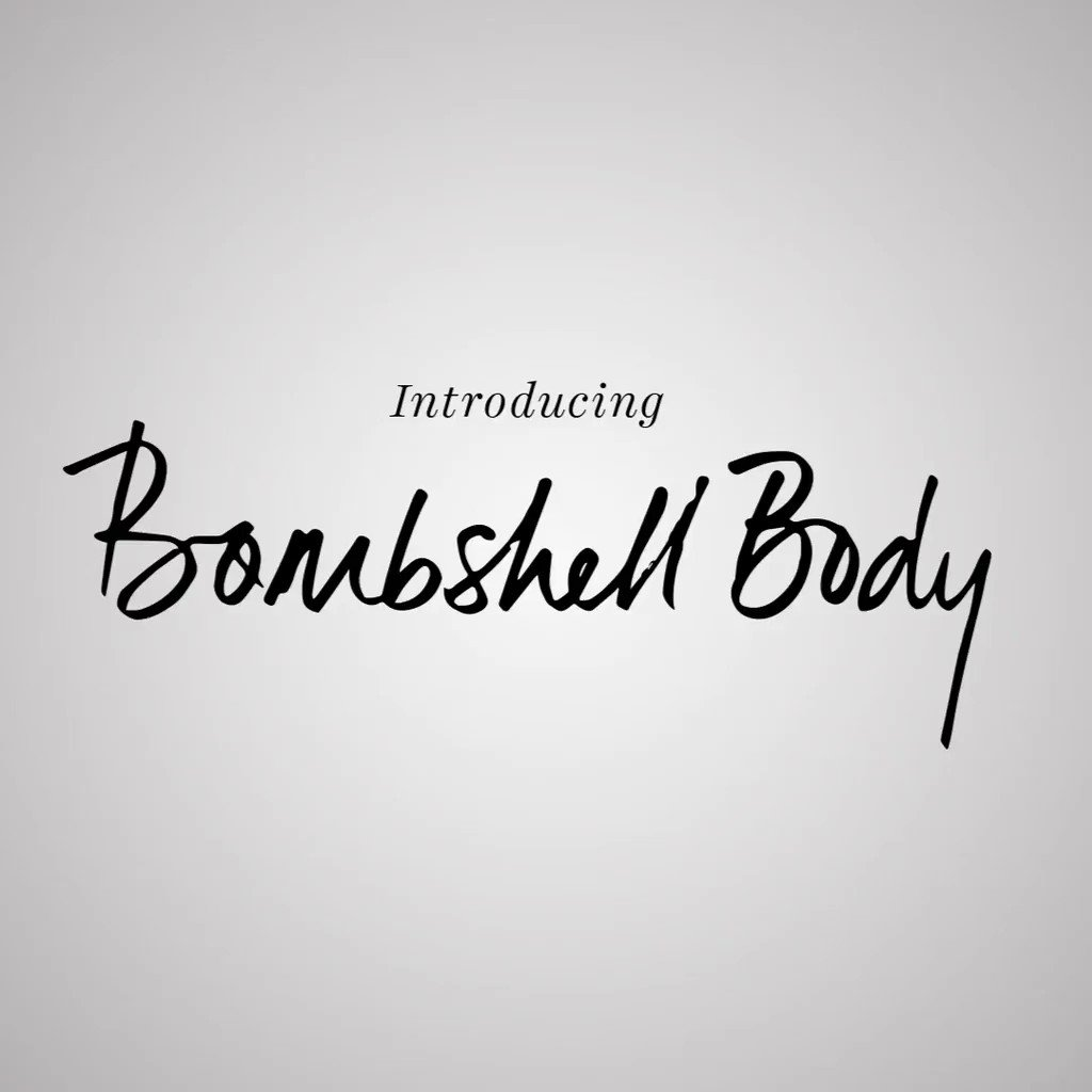 Introducing Bombshell Body: our collection of bust, booty & leg-perfecting essentials. https://t.co/rmHJWRHD8N https://t.co/3frynvaPge