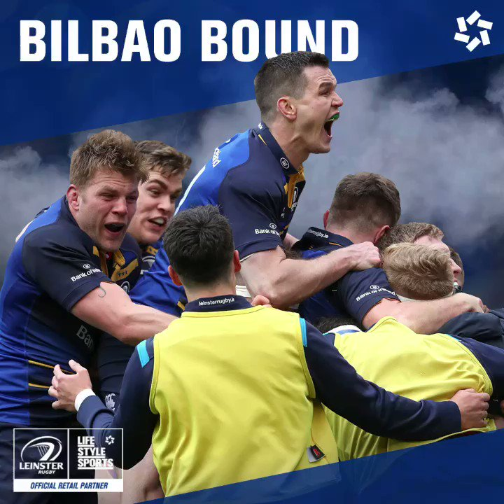 The Boys in Blue are going to Bilbao! #LEIvSCA #LightTheSpark #LSSBootRoom #ProudlyIrish https://t.co/ZQsR4m83wu
