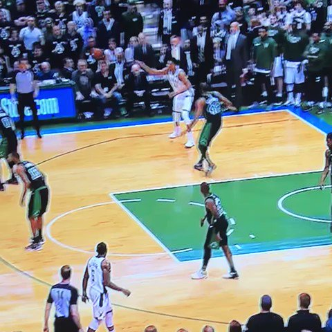 Giannis has had enough of you  giannis