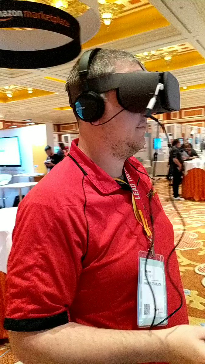 kensium: Experience @Acumatica in a virtual reality! #MagentoImagine https://t.co/SyyVMoTNtV