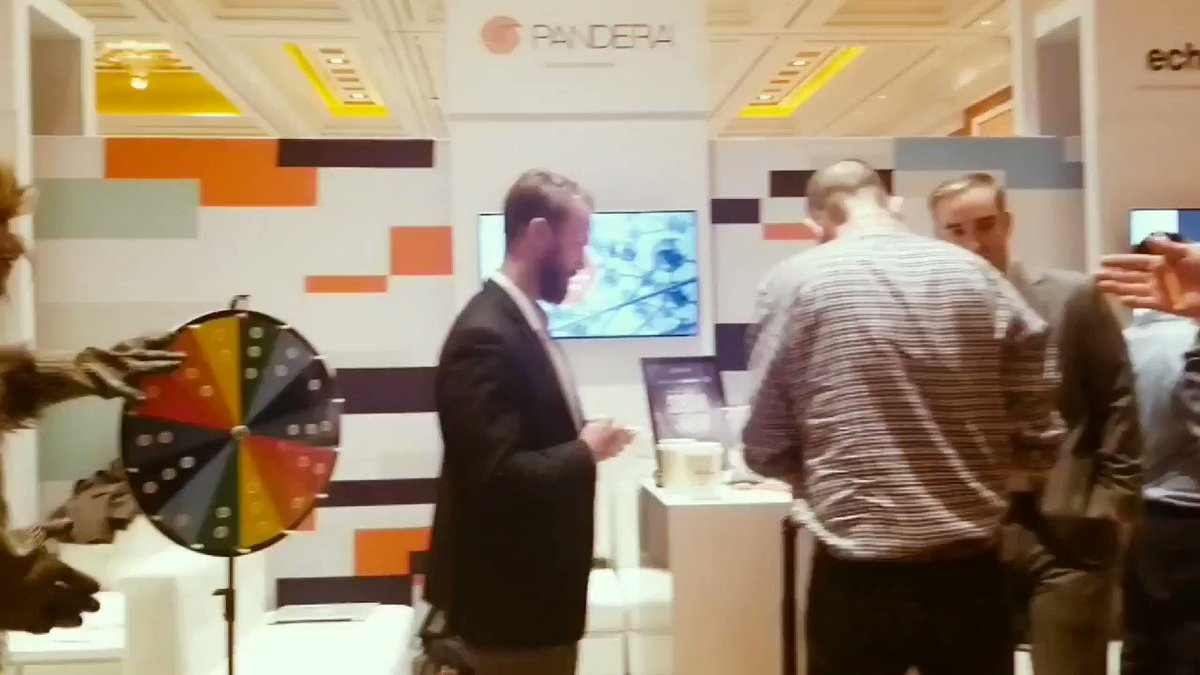 panderasystems: You don't know digital until you've met Pandera's Digital Wookie. #MagentoImagine @magento https://t.co/DUNJ1uswdg