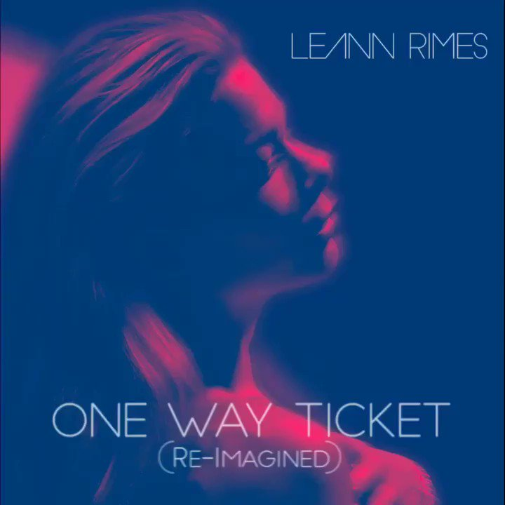 The #reimagined version of #onewayticket is out now, enjoy my LovEs https://t.co/0O1qsV4IYJ https://t.co/UgzkEh1xmL