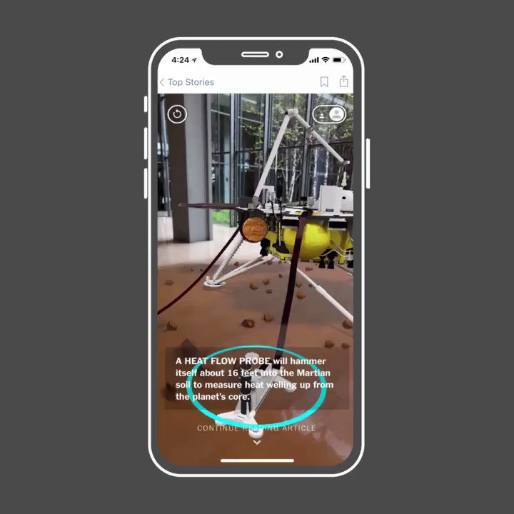 With AR, you can experience our journalism in 3-D, just by picking up your phone https://t.co/tcpt6ToIbI https://t.co/SeksKCNIjL