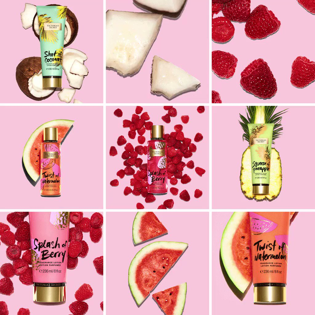 Our main squeeze right now: the fresh new Juiced Mist Collection! ???????? https://t.co/yJp3OuIpJm https://t.co/6Ae8Pbi15B