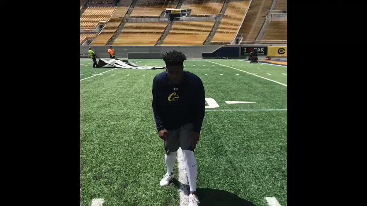 Darius Allensworth from CAL CB Free Agent https://t.co/J74FnwYpRy