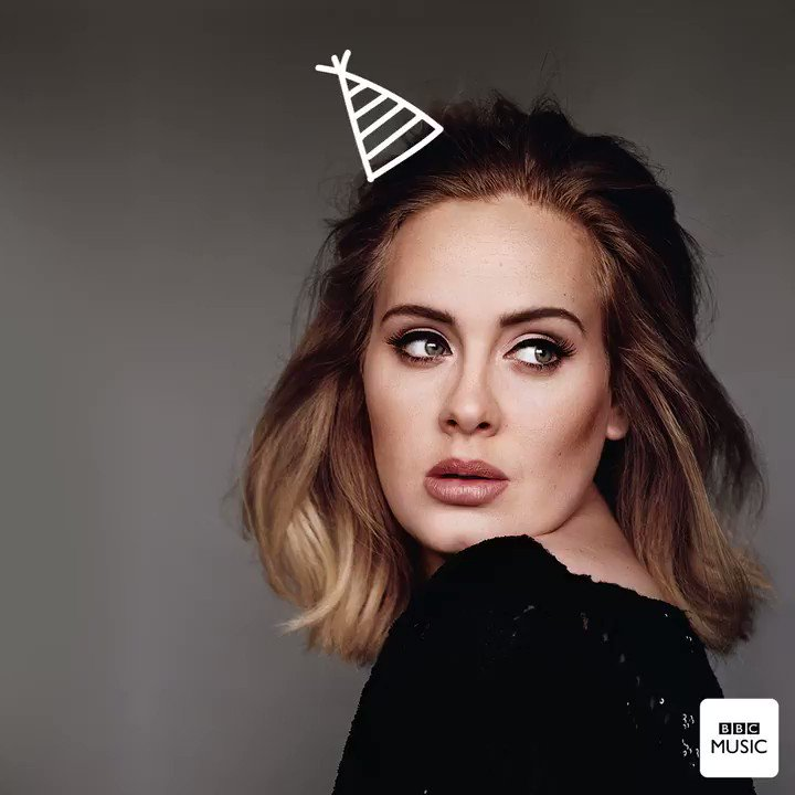 Happy Birthday   What\s your favourite Adele song?