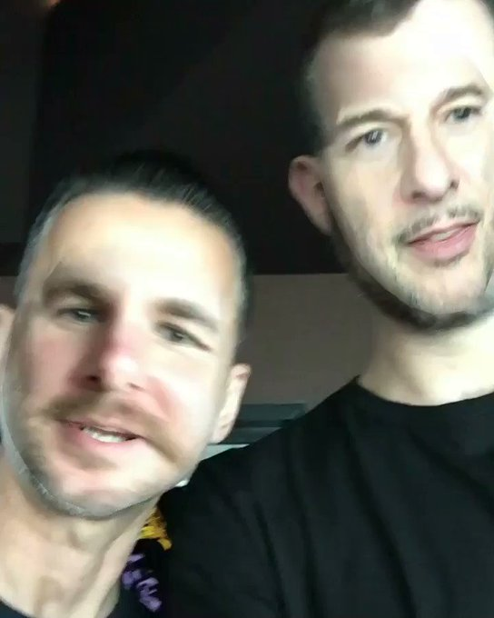 Happy birthday dave gahan. here is a faceswap we made. he does a decent matrixxman impersonation