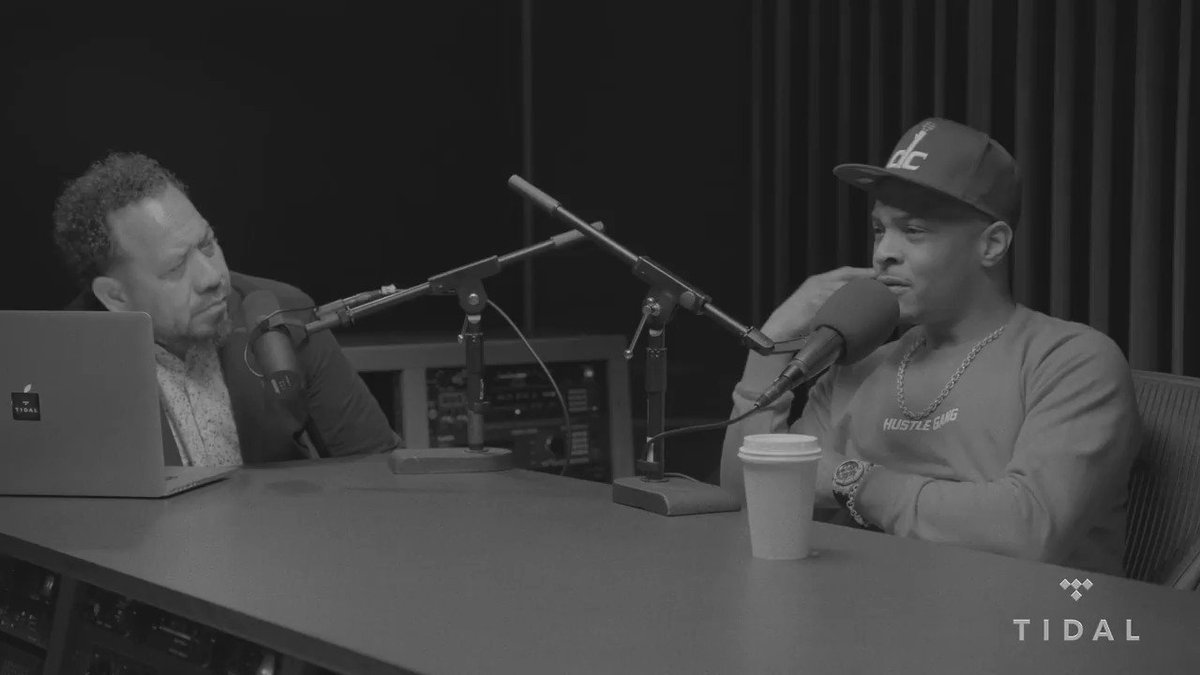#RapRadarPodcast T.I. @Tip on speaking to Kanye after the TMZ interview. https://t.co/Wc4TT3ZBLy #TIDAL https://t.co/qmJywVU9JG