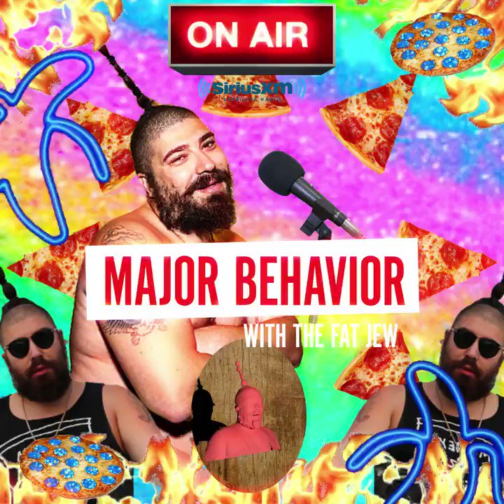 now on diplo revolution listen to @fatjew interview @iamcardib �� https://t.co/Cb8cdoHuP0 https://t.co/DInjfIQYS6