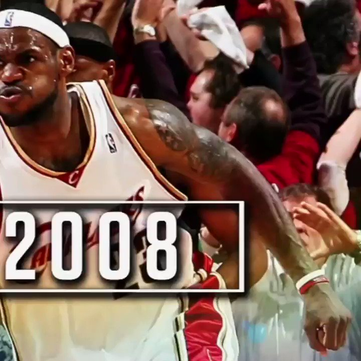 LeBron James and the Boston Celtics ...  The history runs deep. https://t.co/Whouc43JBL