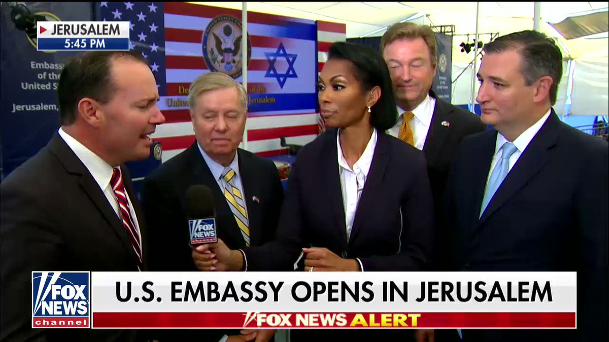 ".@SenMikeLee: ""This was recognizing something that was already the case, Jerusalem was and is Israel's capital."" https://t.co/rkkasjWyXv"